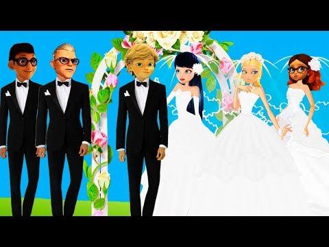 Miraculous Ladybug Wedding New Episode