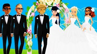 Miraculous Ladybug Wedding New Episode