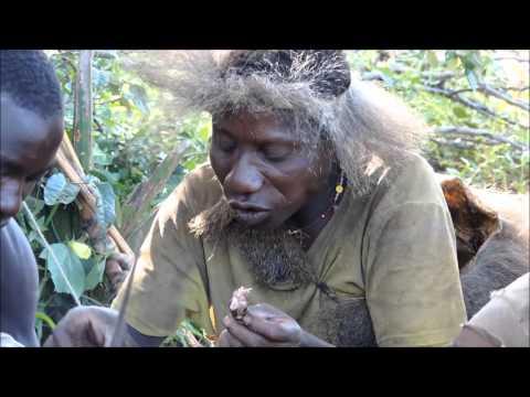 BUSHMEN HADZABE TANZANIA -  A LOST WORLD  HD