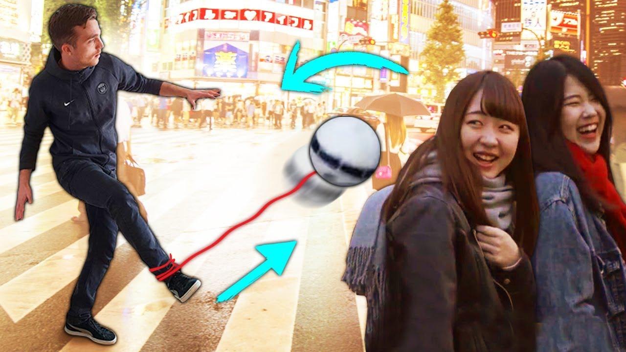 PRANK - BALLON ÉLASTIQUE À TOKYO