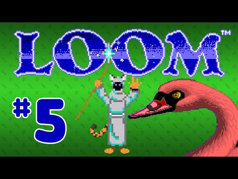 Loom (Amiga) - Part 5: The Desolation Of Smog - Octotiggy
