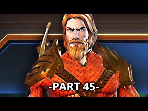 LEGENDARY AQUAMAN Gameplay Part 44   DC Legends