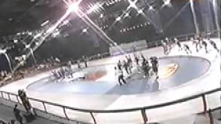 11/14/2011. Rollerjam. Founders Cup. Quakes Vs Enforcers Part 3/4