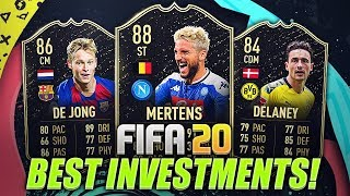 TOTW 1 INVESTING GUIDE! (FIFA 20 Trading Tips)