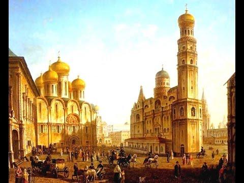 Alexander Glazunov - The Kremlin Op. 30 (1890) (Krimets)