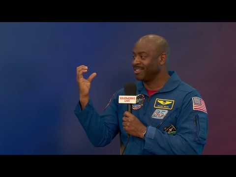 One on One with Keynote Speaker, Leland Melvin