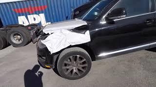 Купил Volkswagen Touareg за 3000$
