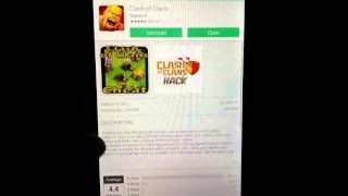 How to get Clash of Clans for the kindle fire hd