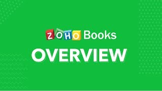 Zoho Books Overview - India