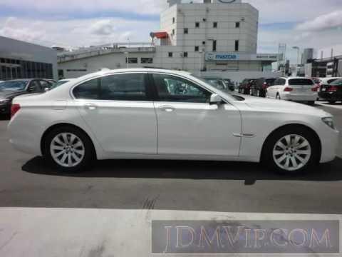 2011 BMW BMW 7 SERIES 740i_ KA30