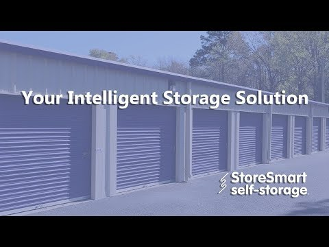 Storesmart Self Storage Melbourne Fl Youtube