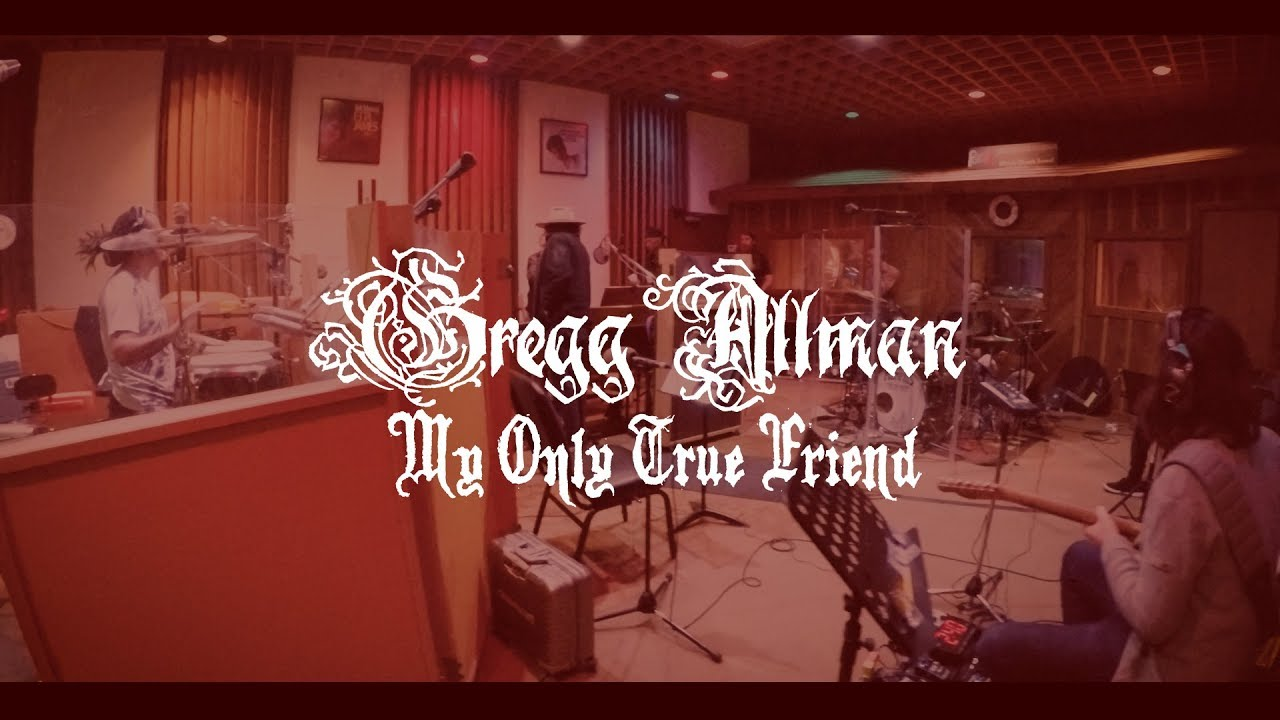 my only true friend official video gregg allman southern blood youtube. Black Bedroom Furniture Sets. Home Design Ideas