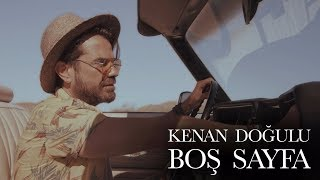 Kenan Doğulu - Boş Sayfa (Official Video) #VayBe Video