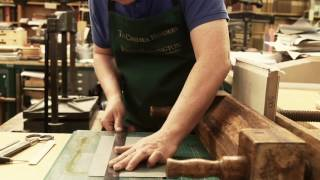 The Chelsea Bindery Show the Processes of Book Binding