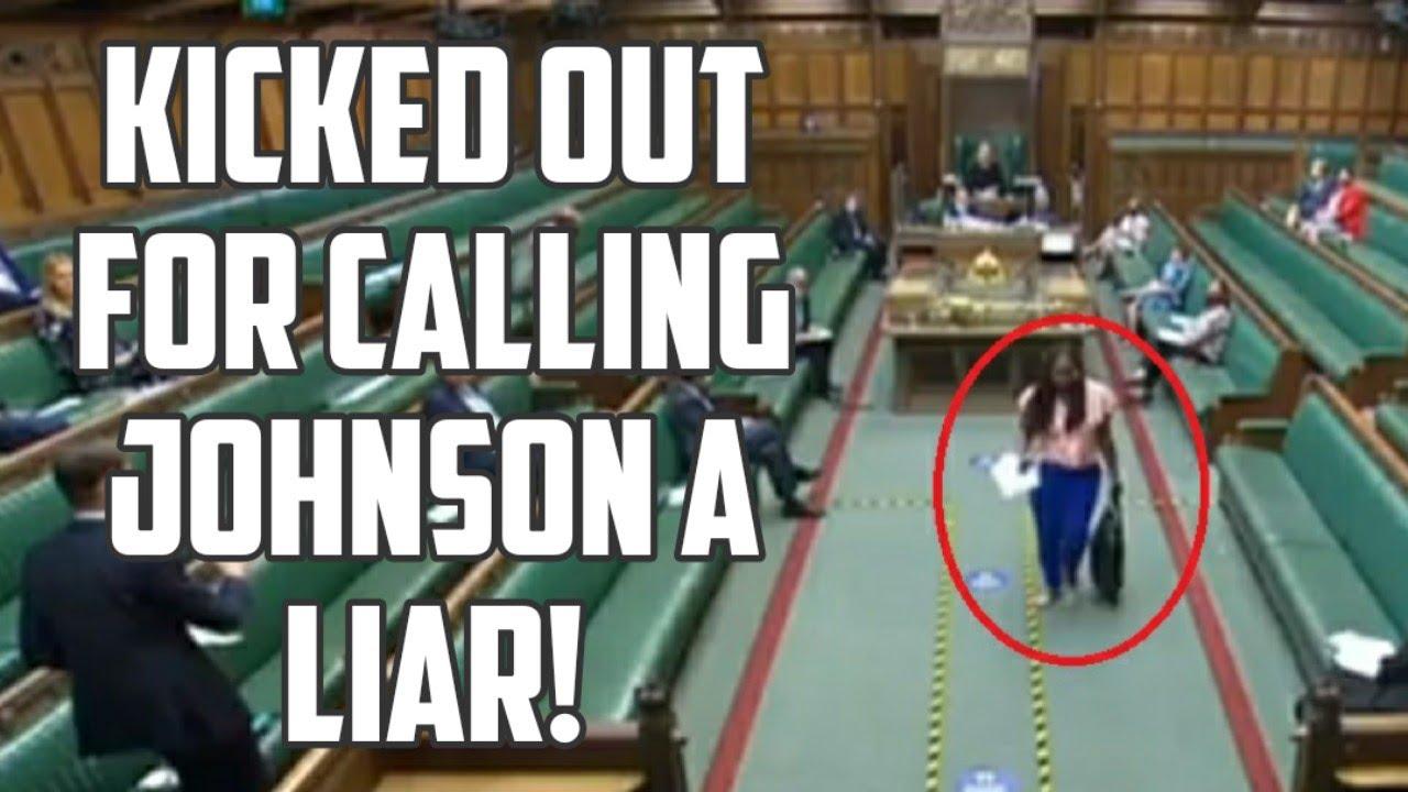 Hero Of The Week - Dawn Butler MP Calls Johnson A Liar In Parliament!