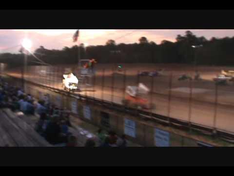 Heat 2, Champion Park Speedway, Minden La, 8-20-11