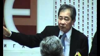 Едвард Чоу про  видобуток нетрадиційного газу