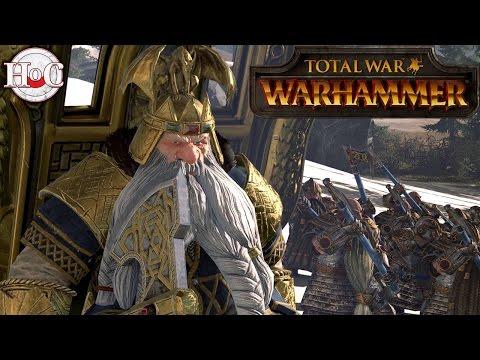 Grudge Bearing Elites - Total War Warhammer Online Battle 66
