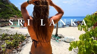 Sri Lanka I Go Pro I Backpacking I May I 2016 I Nikon1j4 I paradise