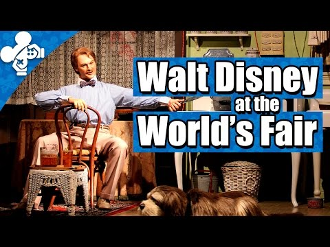 The Carousel of Progress | Walt Disney at the World