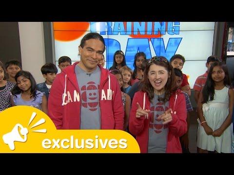 Olympics Special - Kids' CBC