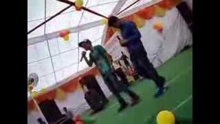 Yaaran Di Yaad Live Performance by Rapper Harish & Saurav Sharma at R.I.E.T Collage Phagwara