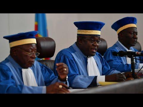 Félix Tshisekedi proclamé président de la RD Congo par la Cour constitutionnelle