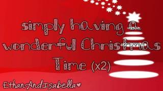 "Demi Lovato - ""Wonderful Christmas Time"" - w/ Lyrics & Download Link"