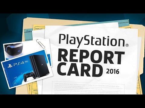 Year in Review 2016: PlayStation Report Card - The Lobby