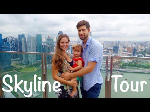Marina Bay Sands - Skyline Tour | Singapur #VLOG134