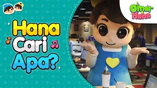 Download Video Istimewa Cari Sama-sama | Hana Cari Apa? | Omar & Hana MP3 3GP MP4
