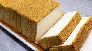 No Bake Soft and Jiggly Cheesecake