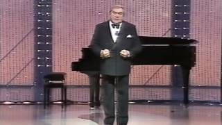 Les Dawson stand-up routine (The Royal Variety Performance, 1987)