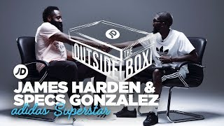 """""""We're Going To Need Tables and Chairs!"""" James Harden and Specs Gonzalez   Outside The Box"""