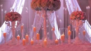 КРАСИВАЯ СВАДЬБА 2016 Шикарная гортензия выездная церемония 2016 VIP ДЕКОР ОФОРМЛЕНИЕ СВАДЬБЫ Шаныра
