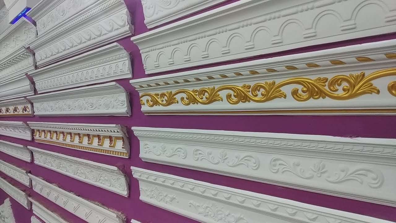 Building Design Cornice Strip And Ceiling Rose Dhaka Bangladesh 01711853629 Youtube In 2020 Ceiling Rose Best False Ceiling Designs Building Design