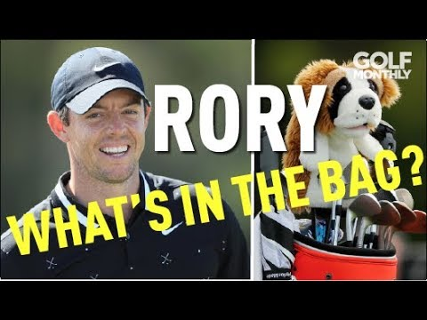 Rory Mcilroy I 2019 What S In The Bag Youtube