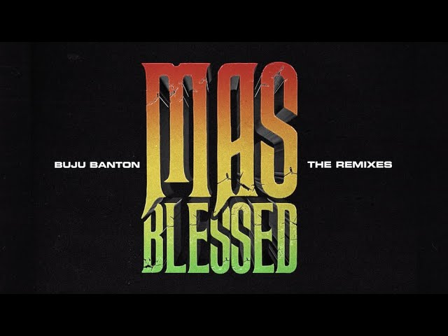 Buju Banton - Mas Blessed Remix feat. Farruko (Lyric Video)