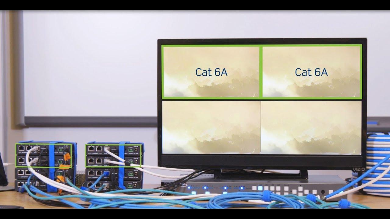 hd baset t cabling test leviton [ 1885 x 961 Pixel ]