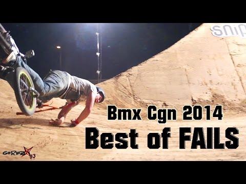 Bmx Fail Compilation 2014