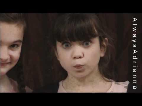 Adrianna Bertola || Screen Test Part 2 [With a Freind/fellow actress]