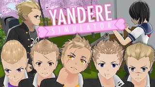 Trying to Join the NEW Delinquents!!   Yandere Simulator Update