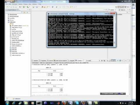 Open source Java Stock exchange simulator working demo with test case examples