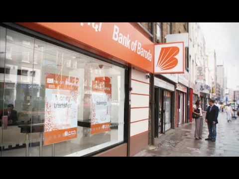 Bank of Baroda UK TV advert