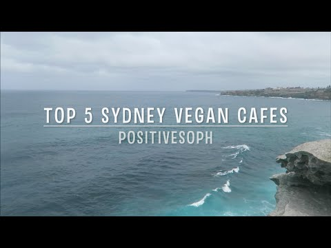Top 5 Sydney Vegan Cafes || Gap Year Travels #10