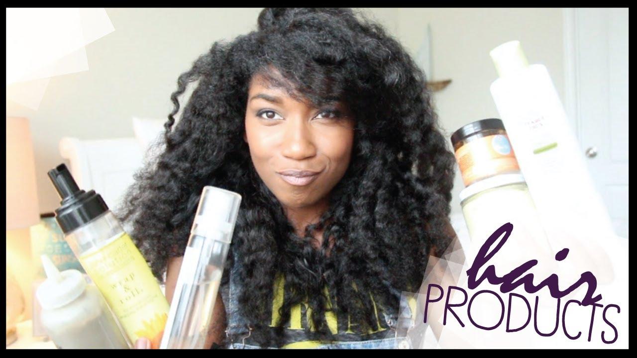 Natural Hair Styling Tools: My Favorite Natural Hair Products