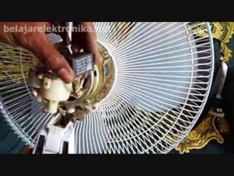 Tips Dan Cara Memperbaiki Kipas Angin Mati Total Putarannya Lambat