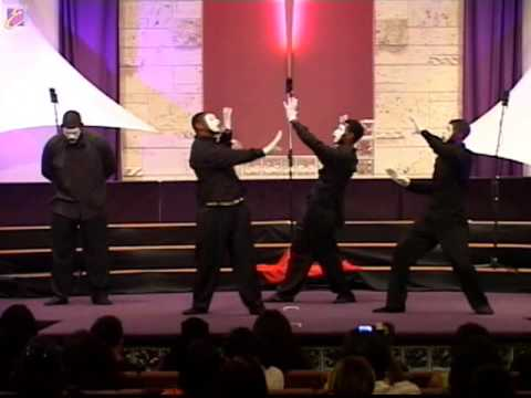 Bless the Lord (Son of Man) mime by Unashamed