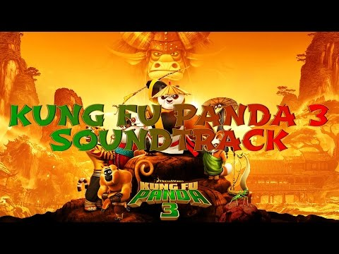 Kung Fu Panda 3 Soundtrack