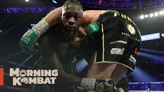 Where Does Deontay Wilder Go from Here? | MORNING KOMBAT